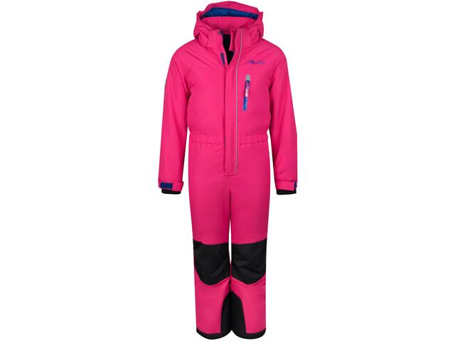 TROLLKIDS Isfjord Snowsuit Kids, magenta